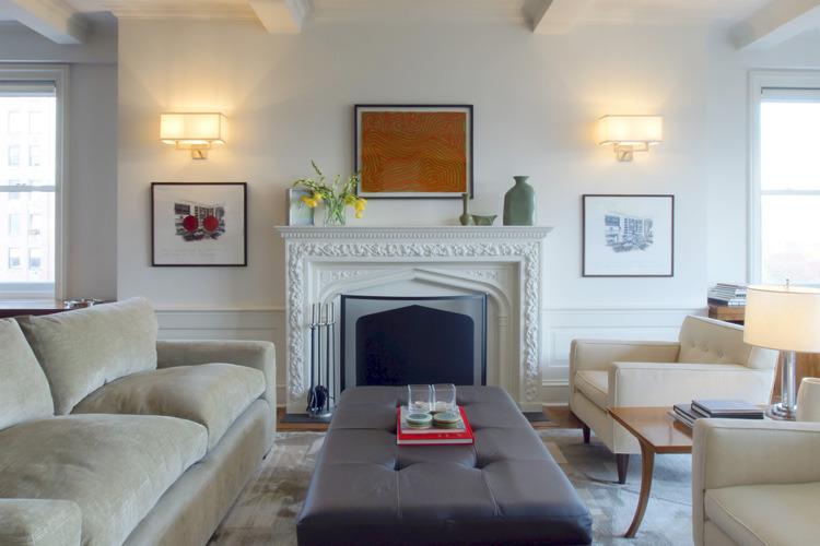 Central Park Mix Living Room. Photos: T. G. Olcott; Michael Grand; Antoine Bootz; Andrew French