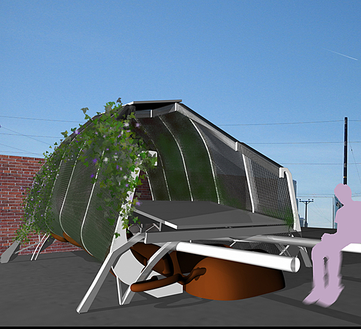 rooftop party configuration