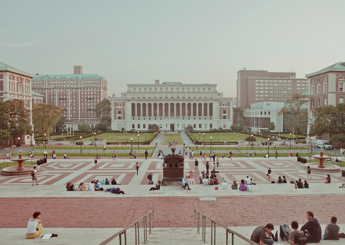 Columbia University, New York City © Franck Bohbot