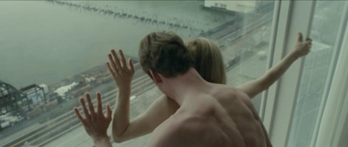 Window-based hotel sex from Steve McQueen's