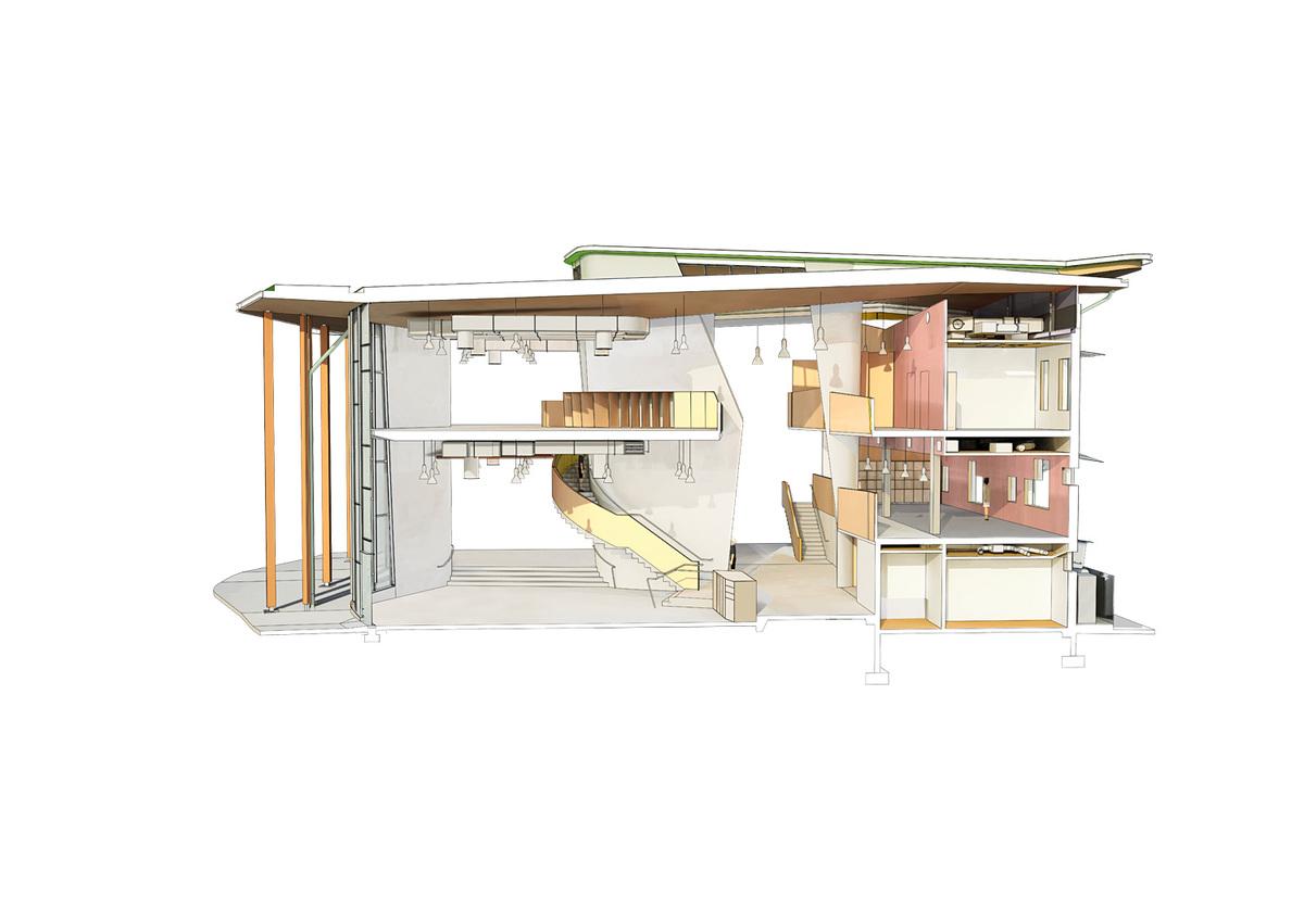 Section illustration, image courtesy of CRAB Studio.