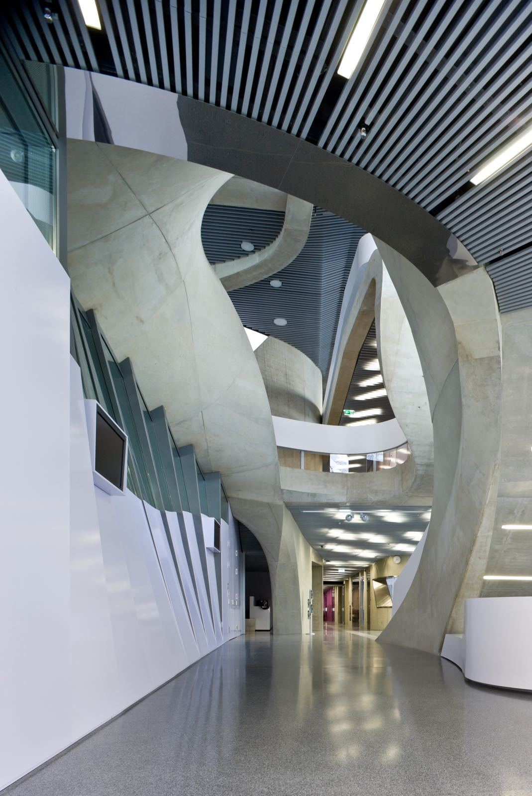 The Mumuth Music Theatre by UNStudio. Image: Iwan Baan