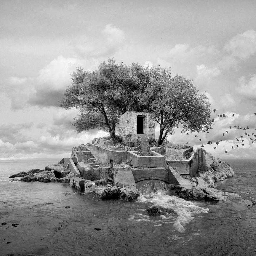 untitled (outpost), 2008 © Jim Kazanjian