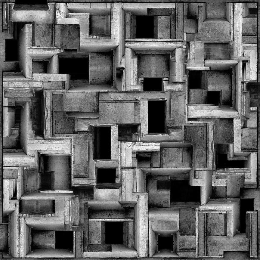 untitled (module), 2008 © Jim Kazanjian