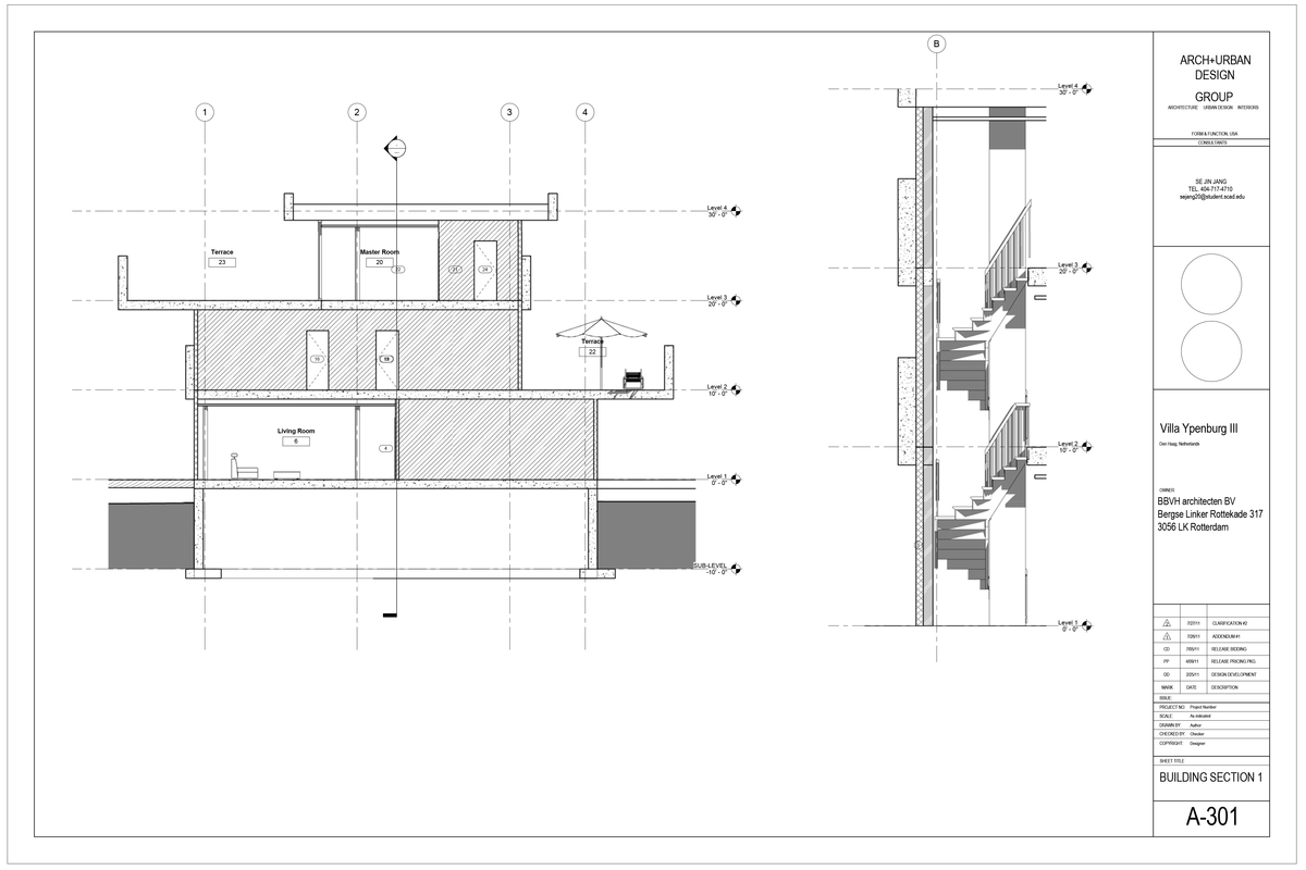 Building Section 1