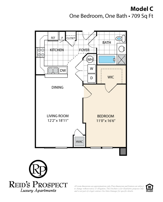 Apartment Model C