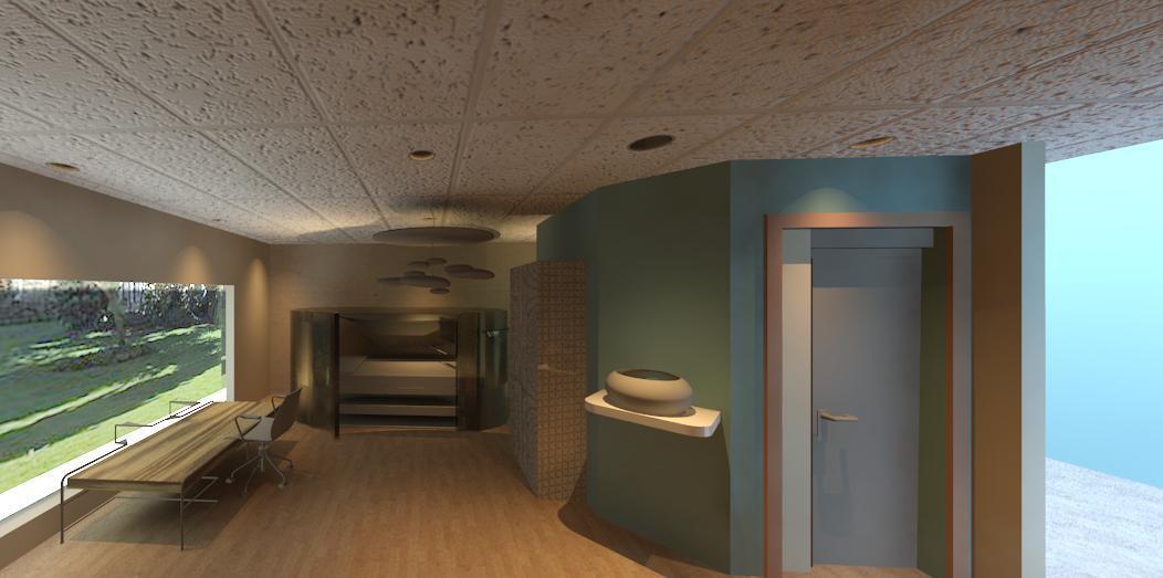 Patient room-daylight
