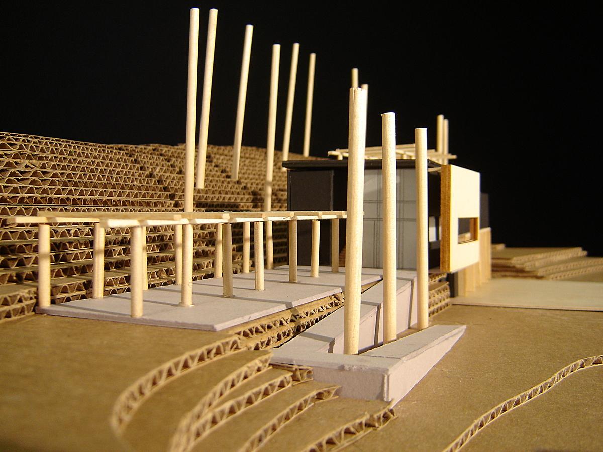 Boathouse Model