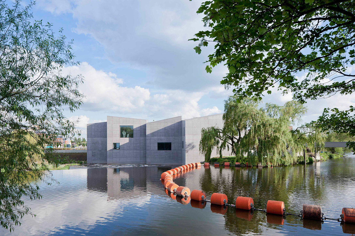 The Hepworth Wakefield, Yorkshire by David Chipperfield Architects (Photo: Iwan Baan)