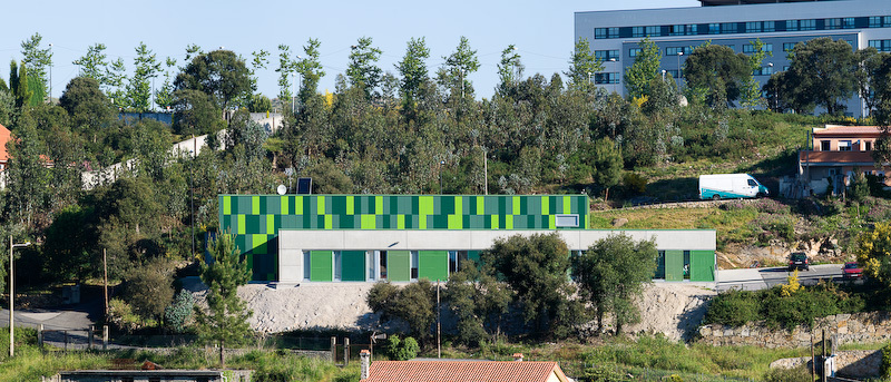 Social Center in Mesoiro. A Coruña (Spain) NAOS ARCHITECTURE