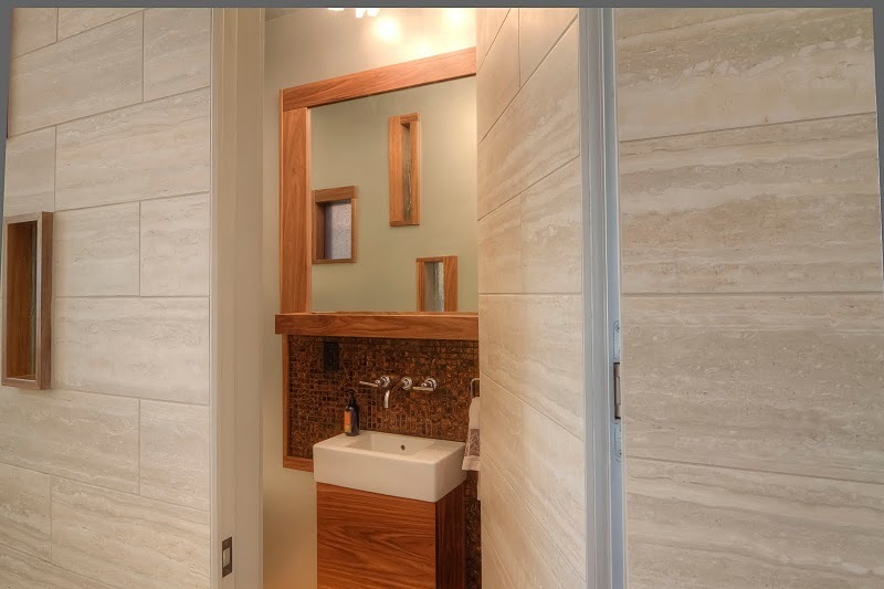 powder room after build out