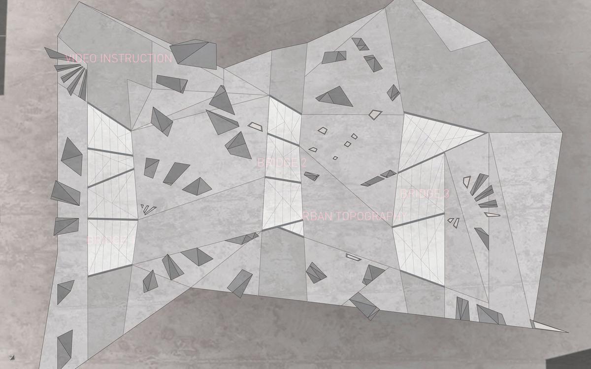 :At-Grade Floor Plan: