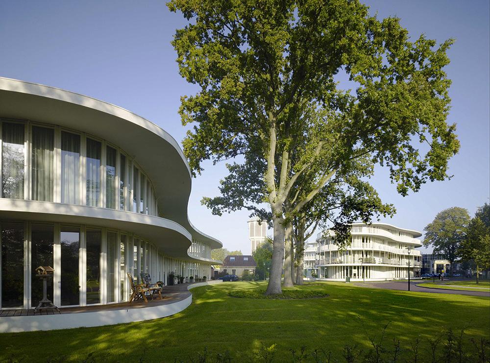 Apartment Ter Huivra in Joure, the Netherlands by Claus en Kaan Architecten; Photo: Christian Richters