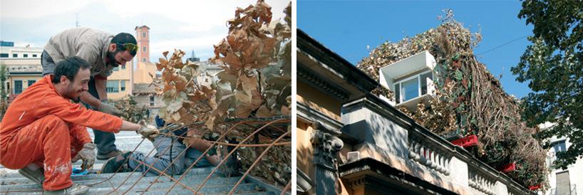 El Niu by Recetas Urbanas, Girona 2010