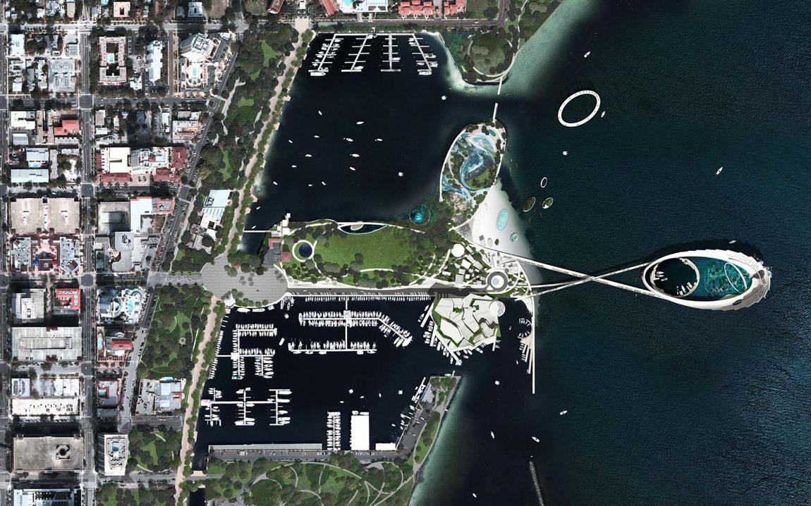 Aerial view (Image: Michael Maltzan Architecture)