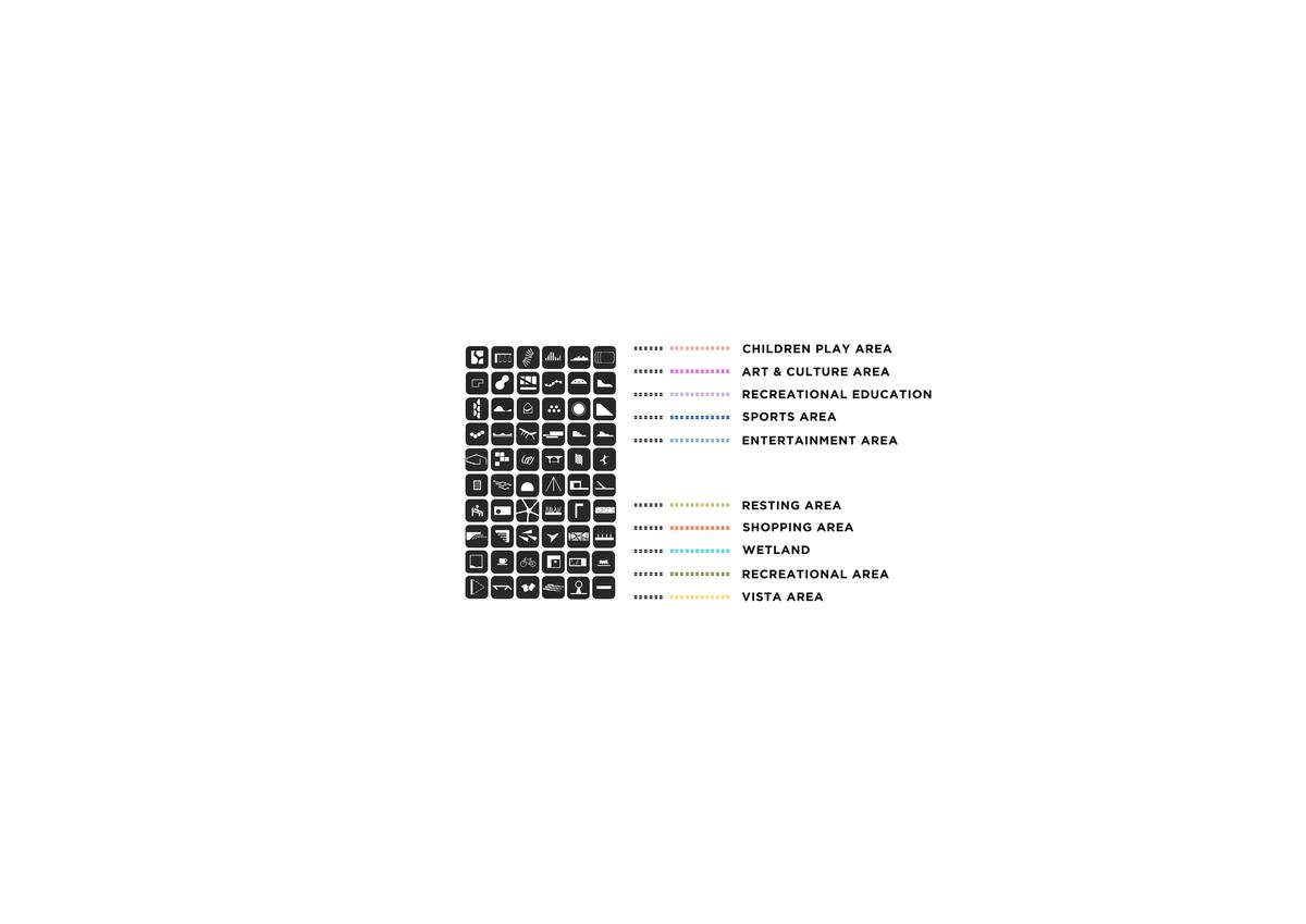 050 – URBAN IDENTITY | LEGEND - Image Courtesy of ONZ Architects & MDesign