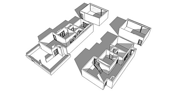 Early Conceptual Plan Models