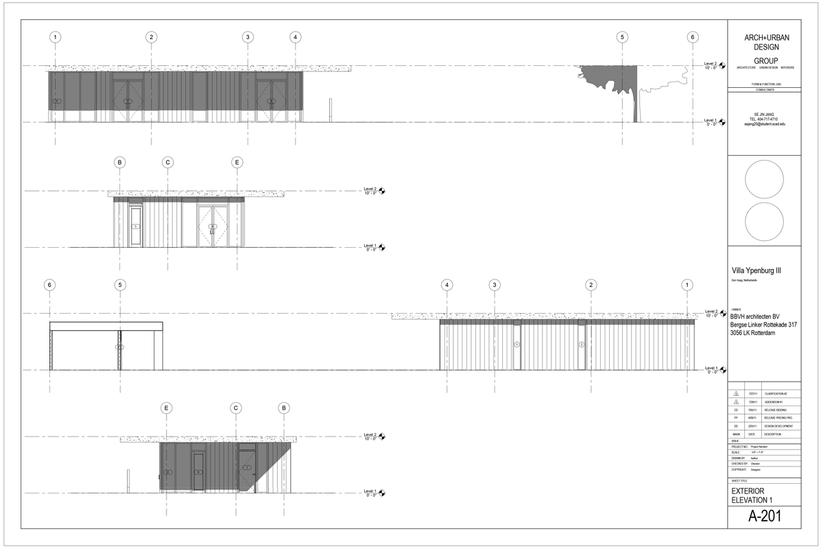 Exterior Elevation 1
