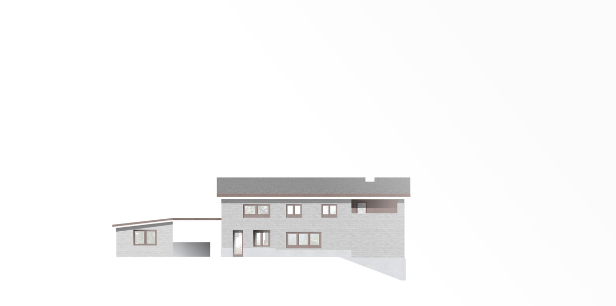 facade west