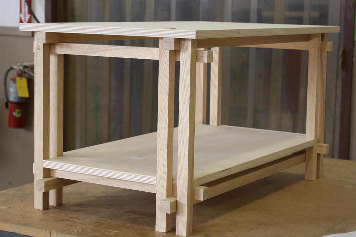 Coffee Table Designed by Joey Swerdlin