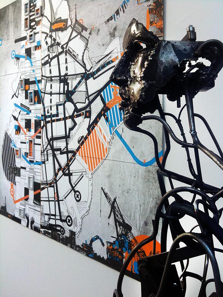 Corridor Gallery Installation View 06
