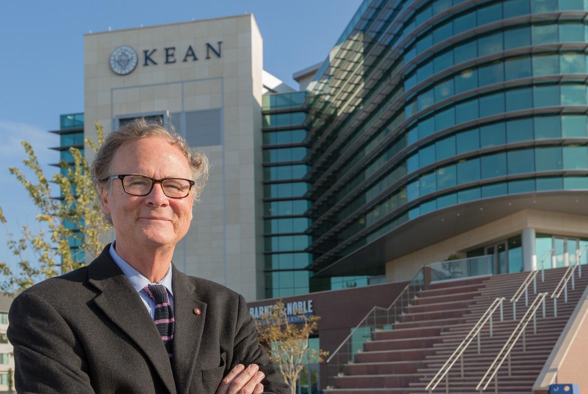 David Mohney, courtesy of Kean University.