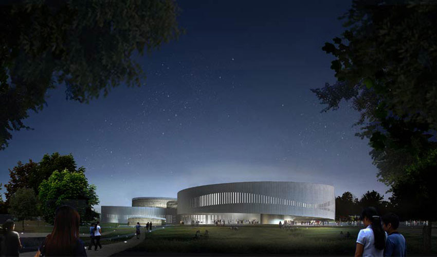 Rendering (Image: HAO / Holm Architecture Office + Archiland Beijing)