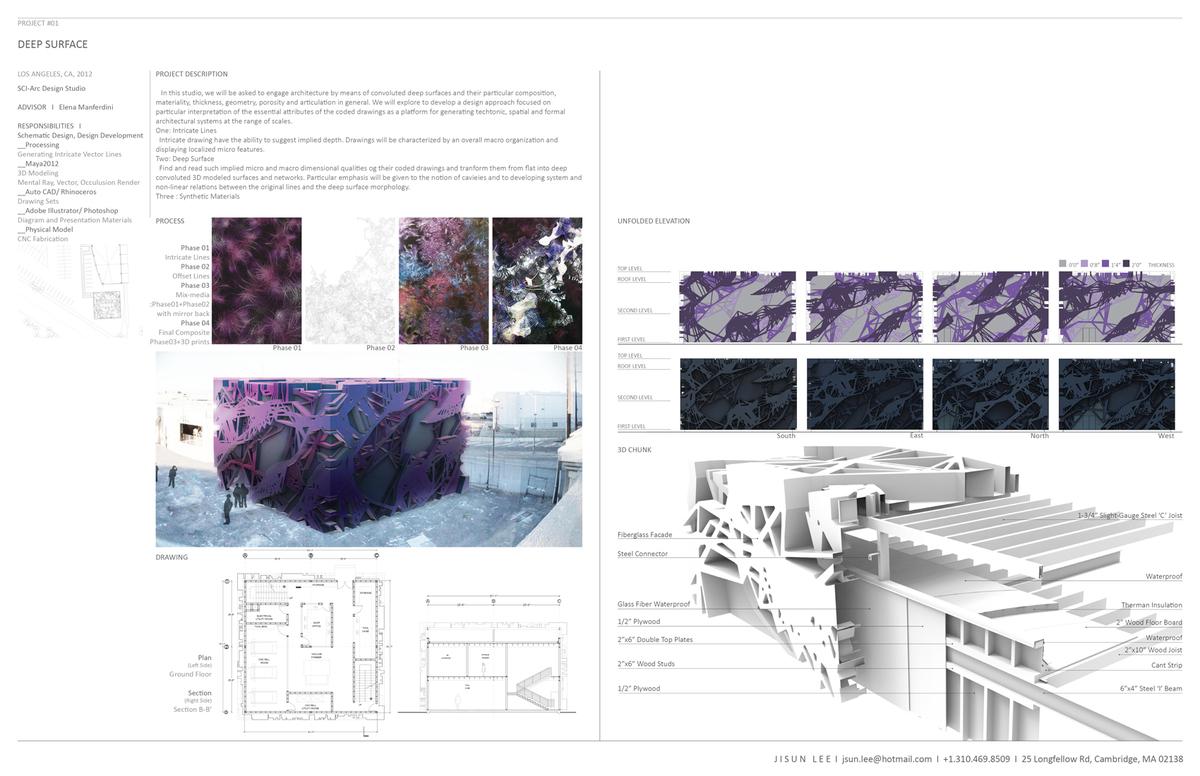 #SCI-Arc #Design Studio 2011 F/W #Elena Manferdini