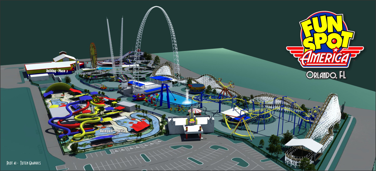 overall view of park expansion