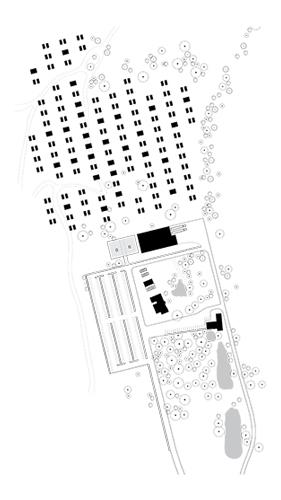 Site map, rigid grid