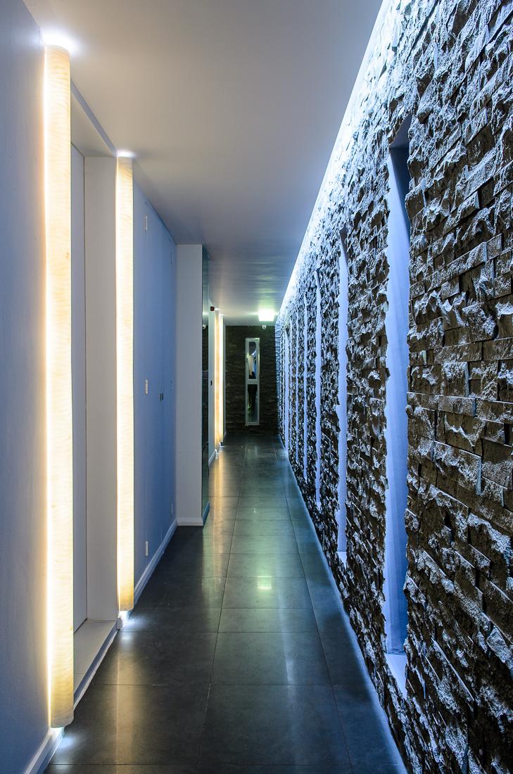 Hallways typical