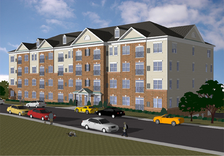 Final Proposed Building Rendering