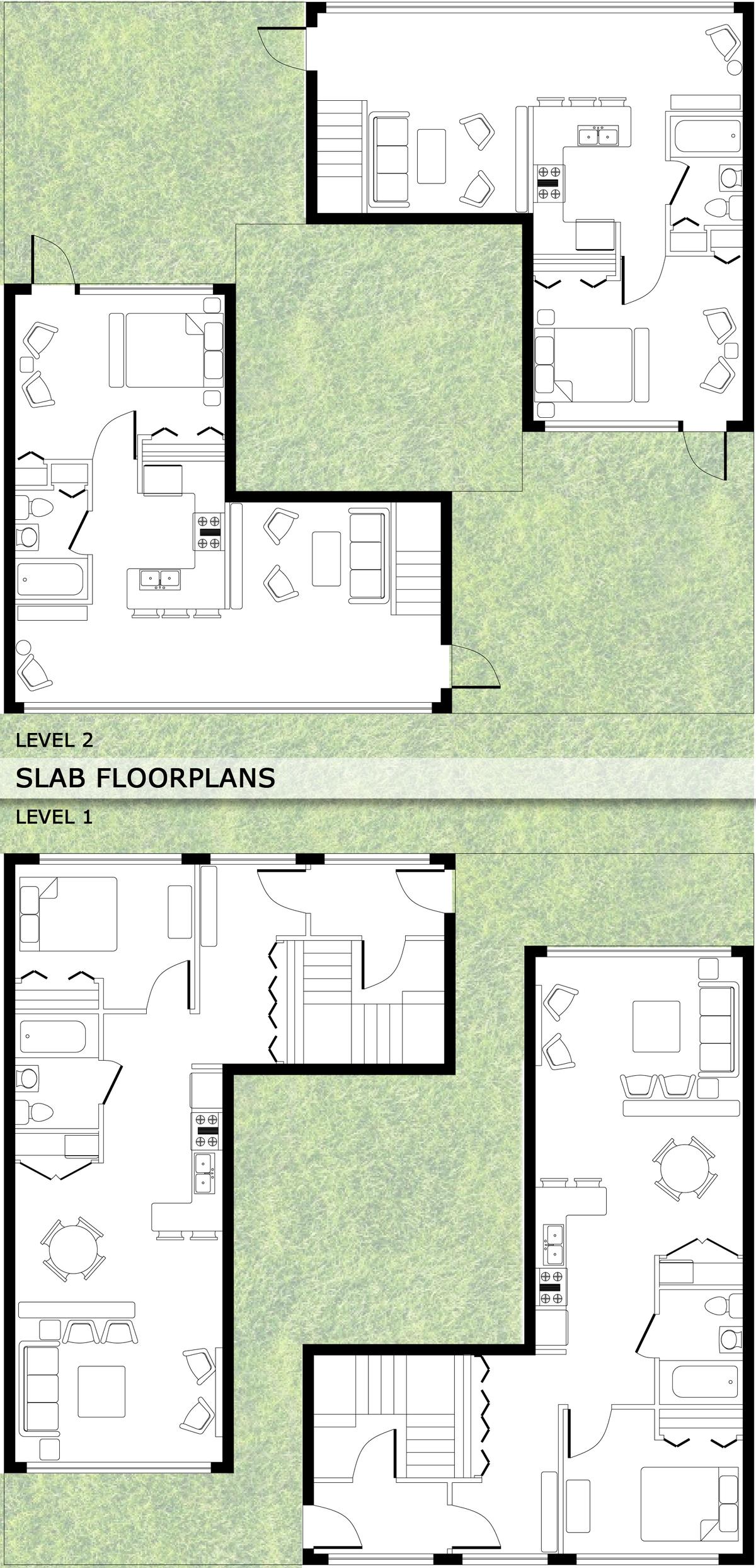 Unit Floorplan_Slab Variation