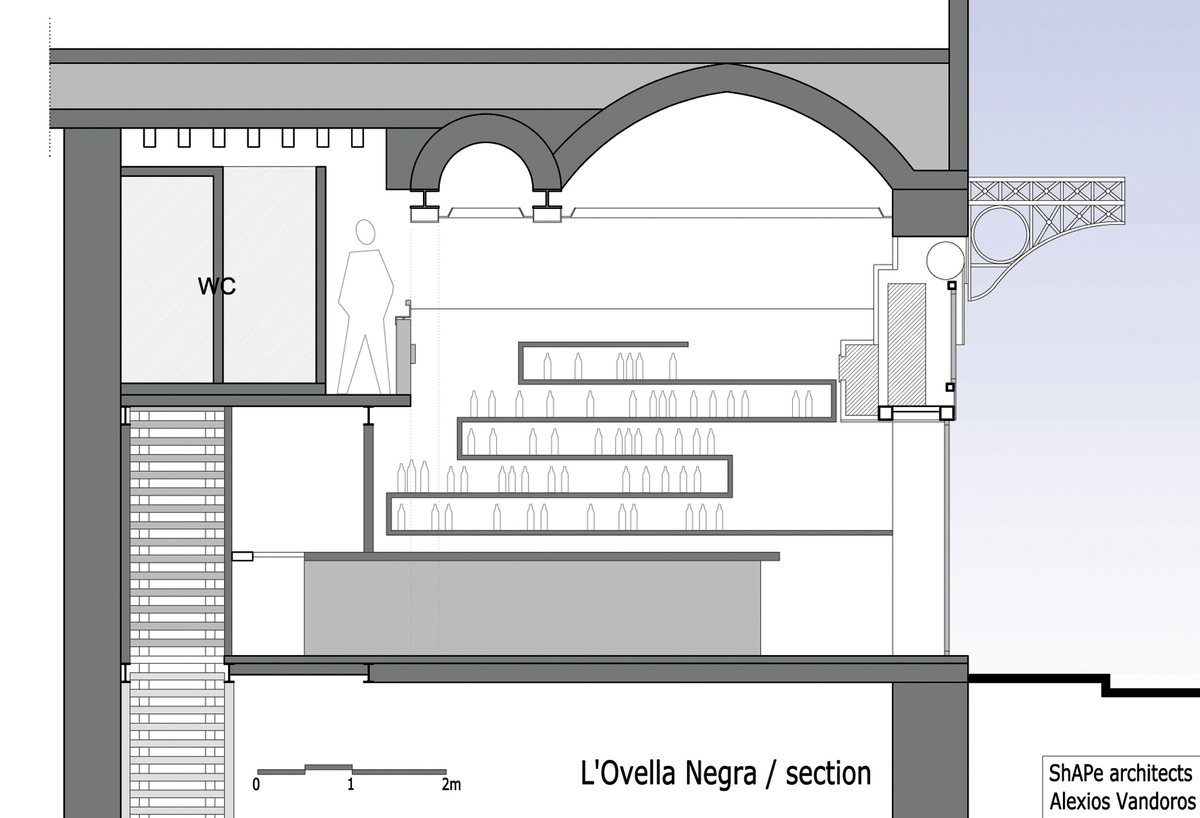 section plan