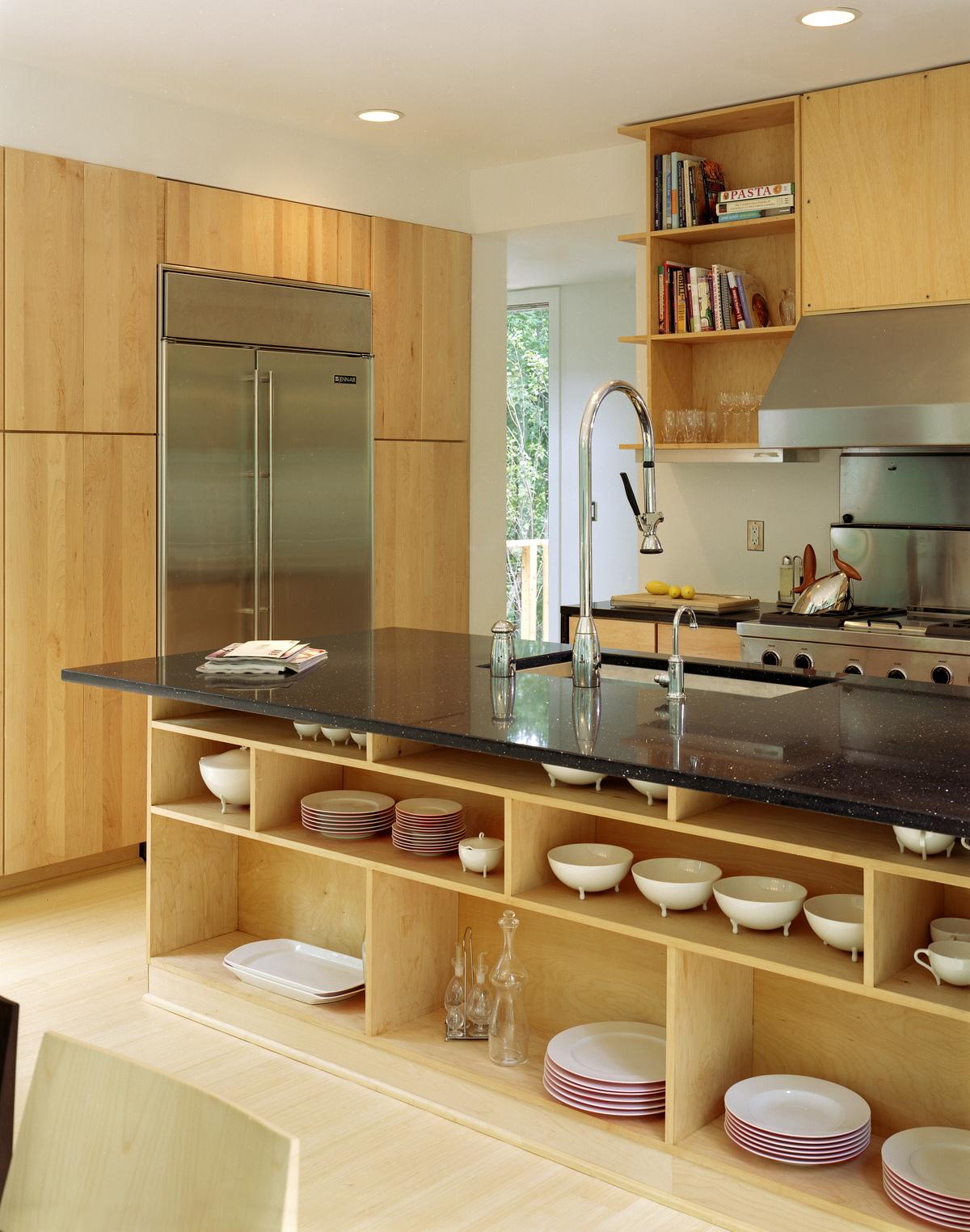 Dwell kitchen, © Roger Davies