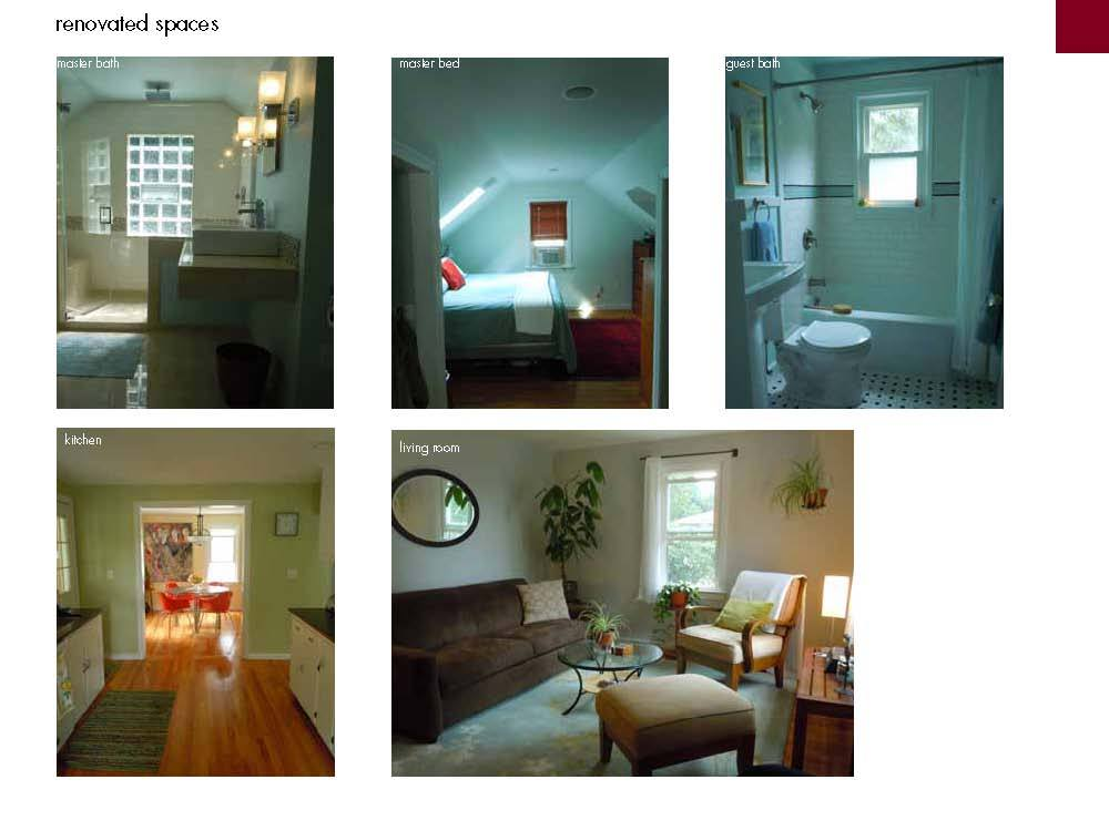 COMPLETED RENOVATIONS