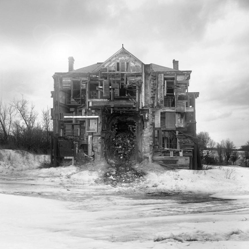 untitled (facade), 2010 © Jim Kazanjian
