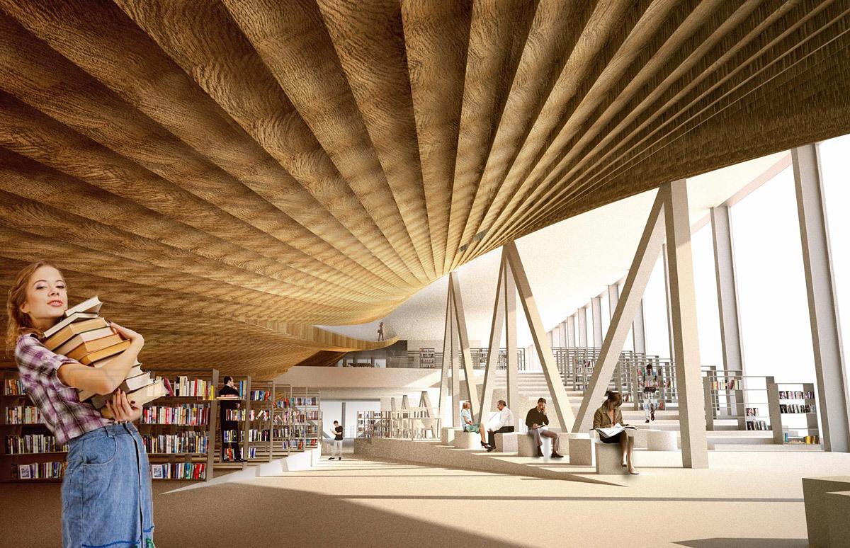 Interior rendering (Image: OODA)