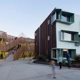 Broadway Affordable Housing; Santa Monica - Kevin Daly Architects. Photo © Iwan Baan