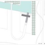 Site plan. Image courtesy of Paul de Ruiter Architects