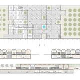 design for the National Museum of Afghanistan by Spanish team AV 62 Arquitectos