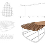Pod roof construction (Image: Serie Architects)