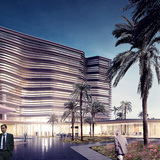 Henning Larsen Architects to design the new Central Bank of Libya HQ in Tripoli. Image courtesy of Henning Larsen Architects.