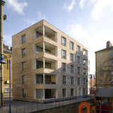 Darbishire Place, Peabody Housing, E1 by Niall McLaughlin Architects. Photo: Nick Kane