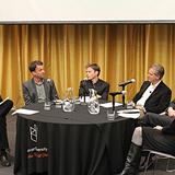 [From left to right: Saunders, Gissen, Sadler, Hyde, Dodds, and TenHoor.] via Lian