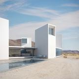 Four Eyes House; Coachella Valley, CA by Edward Ogosta Architecture (Image: Edward Ogosta Architecture)