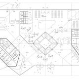 Ground floor plan (Image: UNStudio)