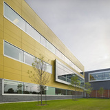 James Bartleman Centre in Ottawa, Canada by Barry J. Hobin & Associates Architects Inc. in association with Shoalts & Zaback Architects Ltd.