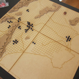 As It Lays a new board game for interpreting Los Angeles