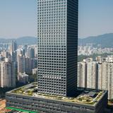 Shenzhen Stock Exchange, Shenzhen, China. Structural Designer: Arup. Photo: Marcel Lam Photography.